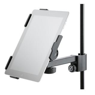 K&M 19722 iPad Holder Side
