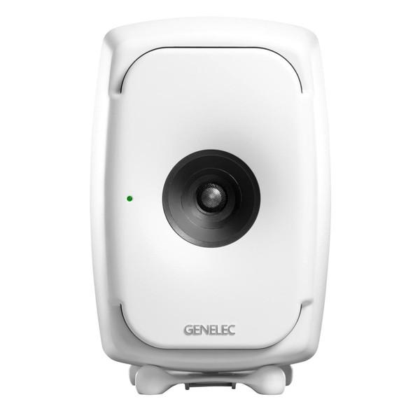 Genelec 8341AWM Professional Studio Monitor, White 1
