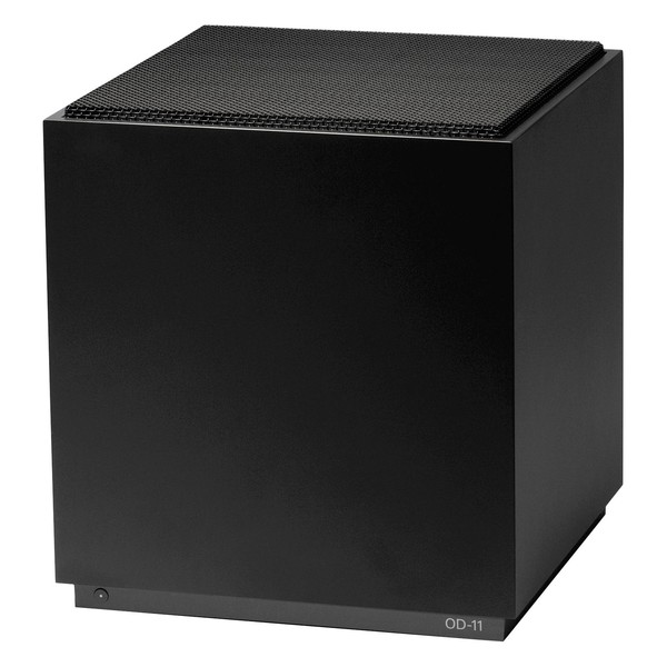Teenage Engineering OD-11 Cloud Hi-Fi Speaker, Black 1