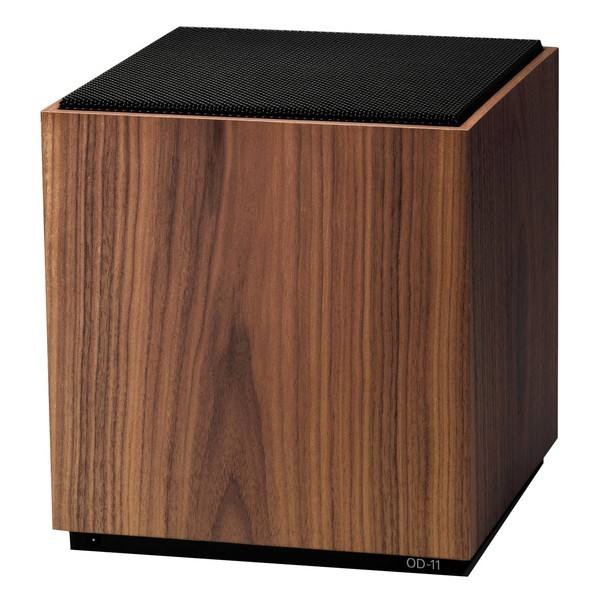Teenage Engineering OD-11 Cloud Hi-Fi Speaker, Walnut 1