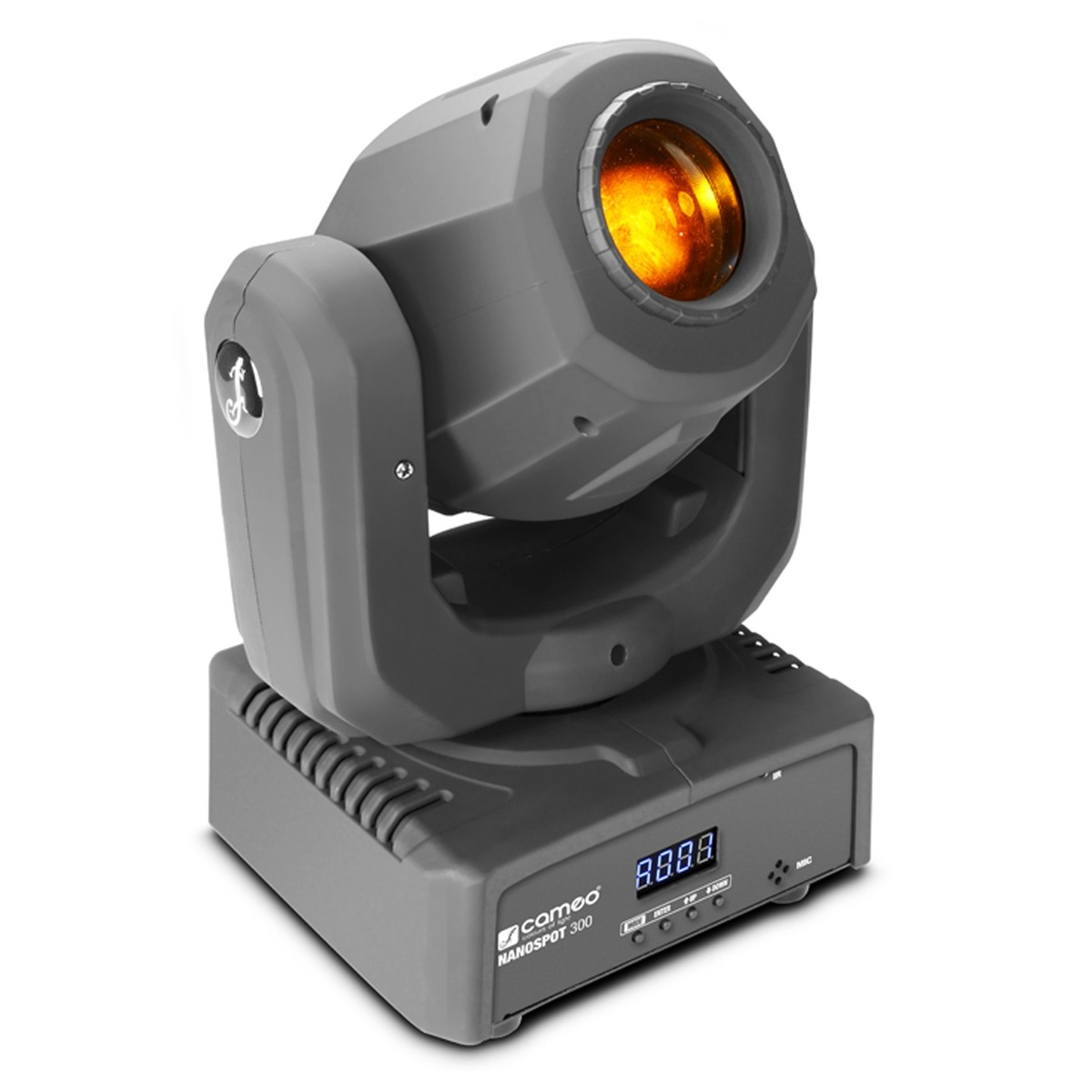 cameo nanospot 300 moving head light at gear4music. Black Bedroom Furniture Sets. Home Design Ideas
