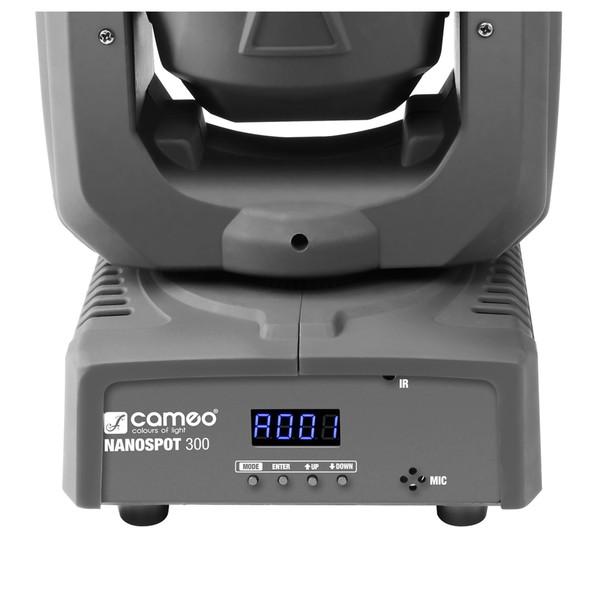 Cameo NanoSpot Moving Head, Rear