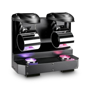Cameo NanoRoll 200 Double LED Barrel Scanner