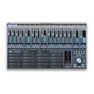 Saffire MixControl DSP Mixer/Router Software