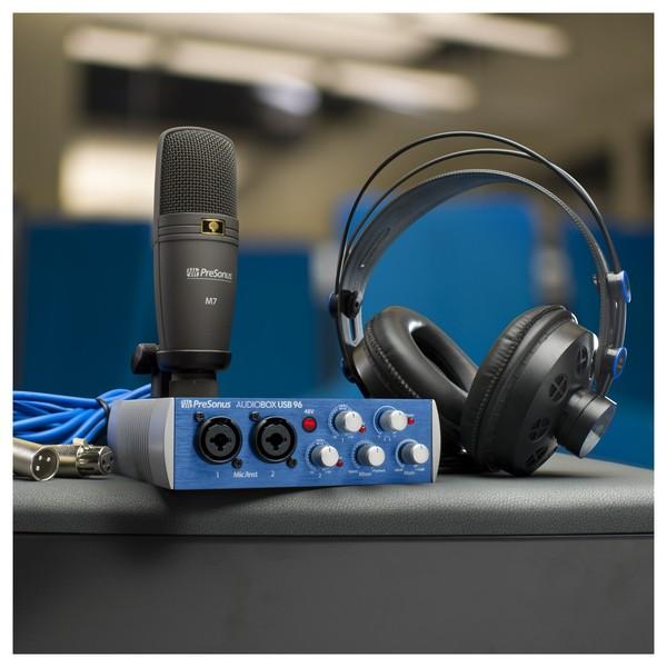 PreSonus Audiobox 96 Studio - Lifestyle