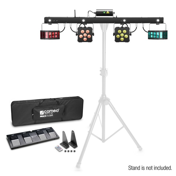 Cameo Multi FX Bar All In One Set
