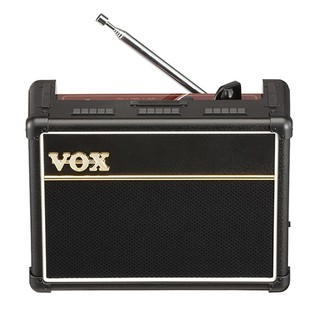 VOX AC30 Stereo Radio and Portable Speaker- Front