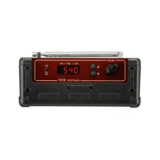 VOX AC30 Stereo Radio and Portable Speaker- Top