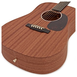 Martin Dreadnought Jr. 2 Acoustic Guitar, Sapele