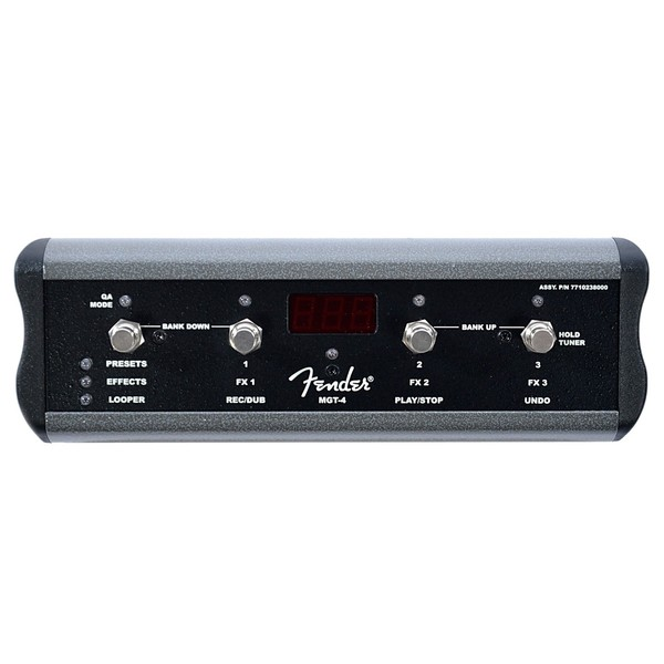 Fender MGT-4 4 Button Footswitch