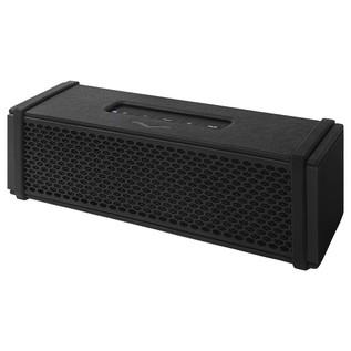 V-Moda Remix Wireless Speaker, Black - Angled
