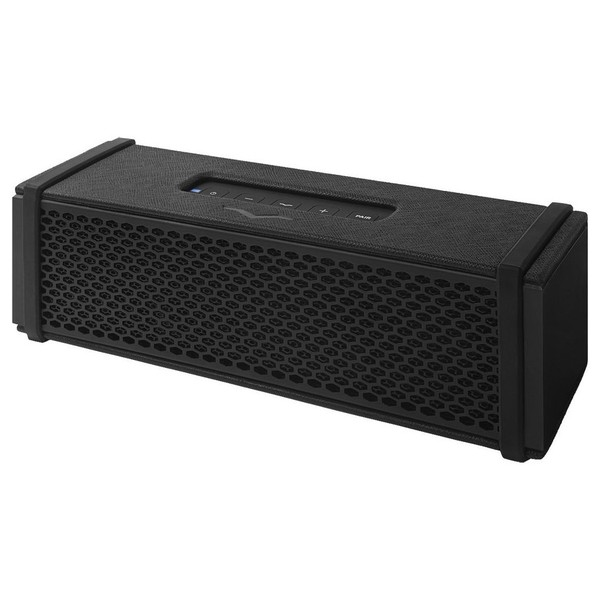 V-Moda Remix Wireless Speaker, Black - Angled