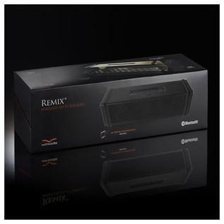 V-Moda Remix Wireless Speaker, Black - Boxed