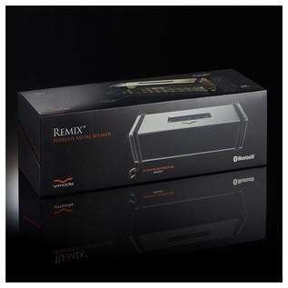 V-Moda Remix Wireless Speaker, White - Boxed
