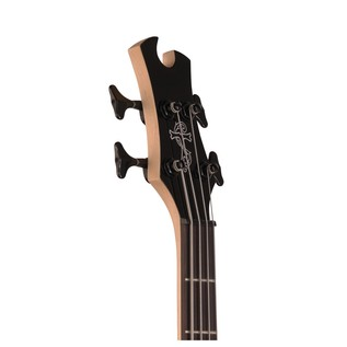 Tobias Toby Deluxe IV Bass Guitar, Walnut