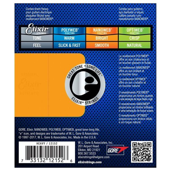 Elixir E12152 Nanoweb