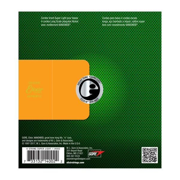 Elixir E14002 Nanoweb