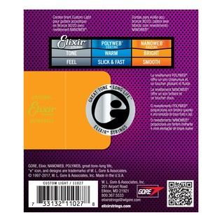 Elixir E11027 Nanoweb