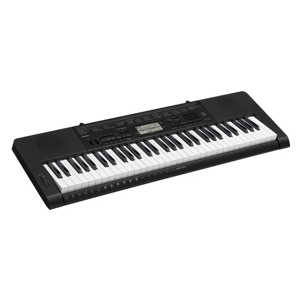 Casio CTK-3500 Keyboard Side