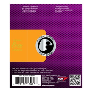 Elixir E16077 Nanoweb