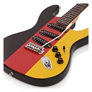 LA Electric Guitar + Amp Pack, German Flag