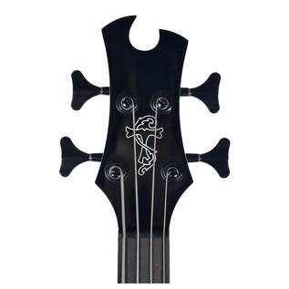 Tobias Toby Standard IV Bass Guitar, Ebony