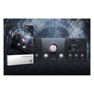 Propellerhead Reason 9.5 with Native Instruments Komplete - Replika