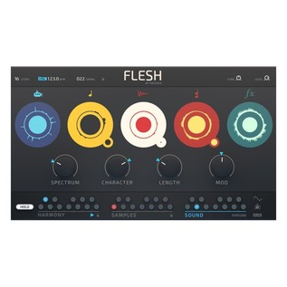 Propellerhead Reason 9.5 with Native Instruments Komplete 11 Ultimate - Flesh