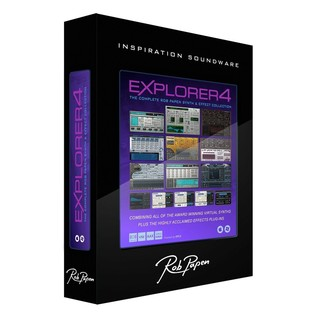 Rob Papen eXplorer 4 - Boxed
