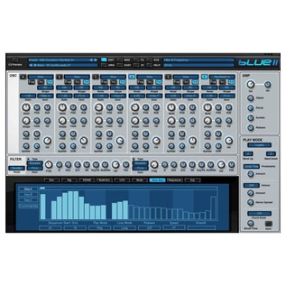 Propellerhead Reason 9.5 with Rob Papen eXplorer 4 - Blue II