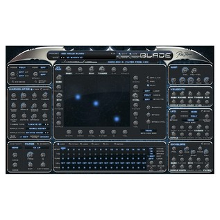 Rob Papen eXplorer 4, VST Collection - Blade