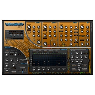 Rob Papen eXplorer 4, VST Collection - Sub Boom Bass