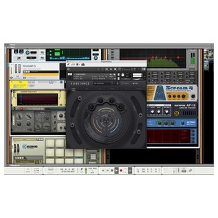 Propellerhead Reason 9.5 - Screenshot 1
