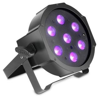 Cameo Flat PAR Can UV IR
