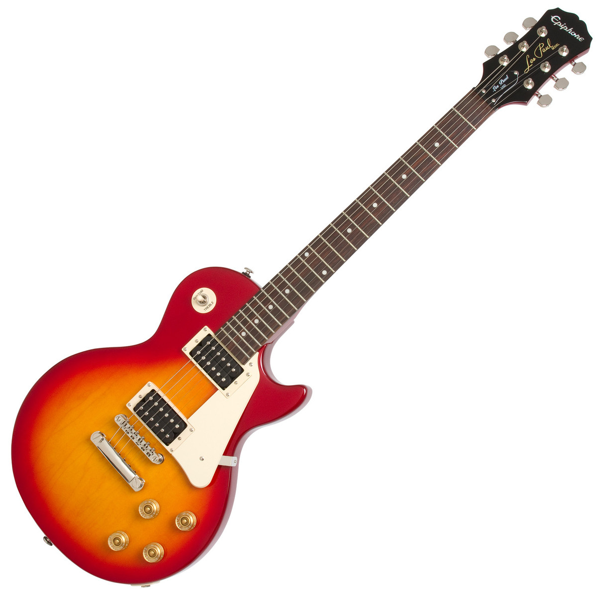Epiphone Les Paul 100 Electric Guitar, Heritage Cherry ...