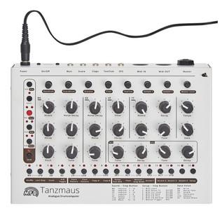 MFB Tanzmaus 5-Voice Drum Machine - Top