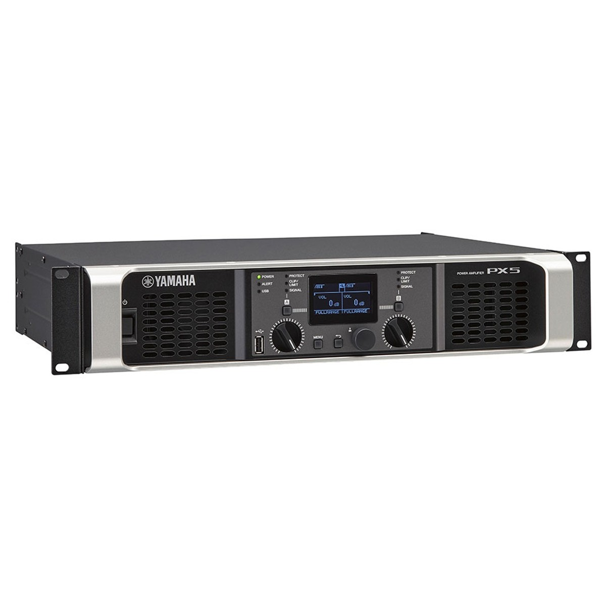 Yamaha Px5 Power Amplifier At Gear4music Best Mp3 Usb And Radio Pink Amp Loading Zoom