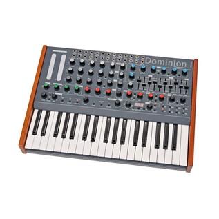 MFB Dominion 1 Analog Synthesizer - Angled
