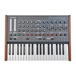 MFB Dominion 1 Analog Paraphonic Synthesizer - Top