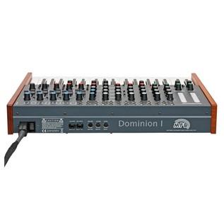 MFB Dominion 1 37-Note Analog Synthesizer - Rear