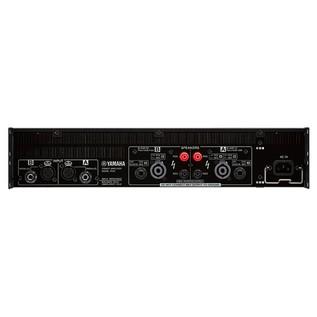 Yamaha PX10 Power Amplifier, Rear