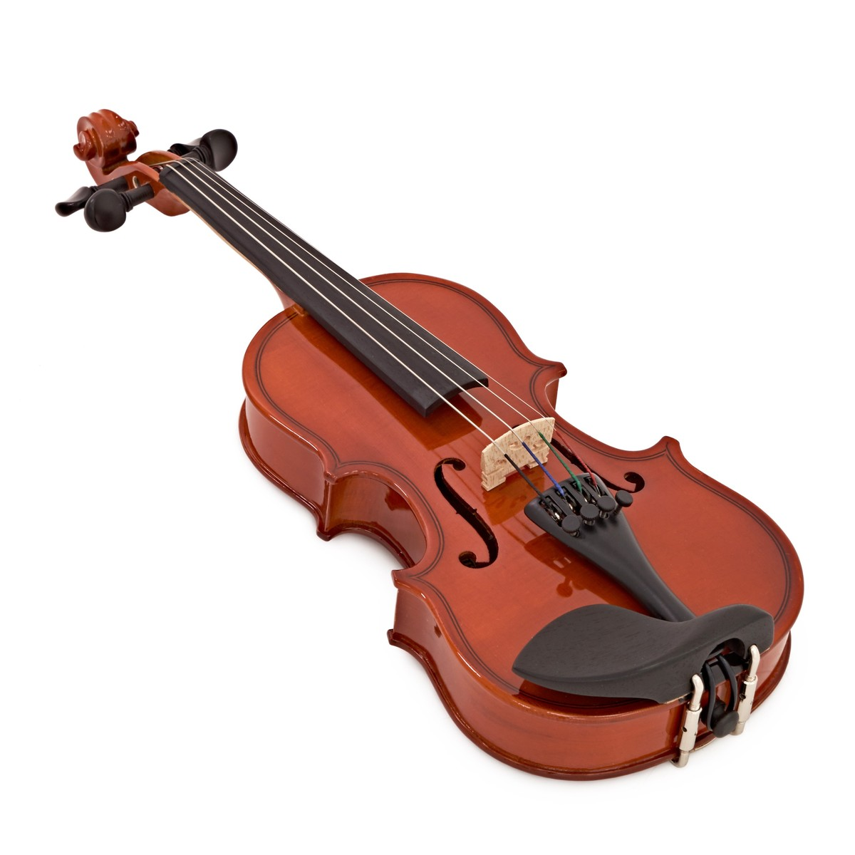 Student 1 16 Violin By Gear4music Box Opened At Gear4music