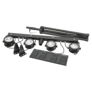 QTX PB-COB LED Zoom PAR Bar