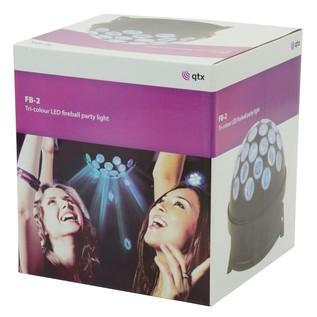 QTX LED Fireball