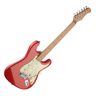 Stagg SES50M Slowhand Vintage Electric Guitar, Red