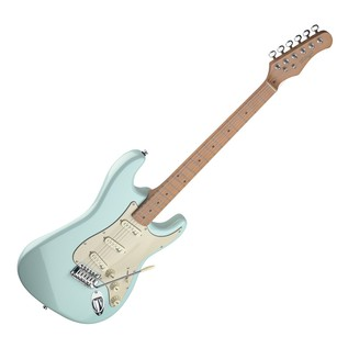 Stagg SES50M Slowhand Vintage Electric Guitar, Blue