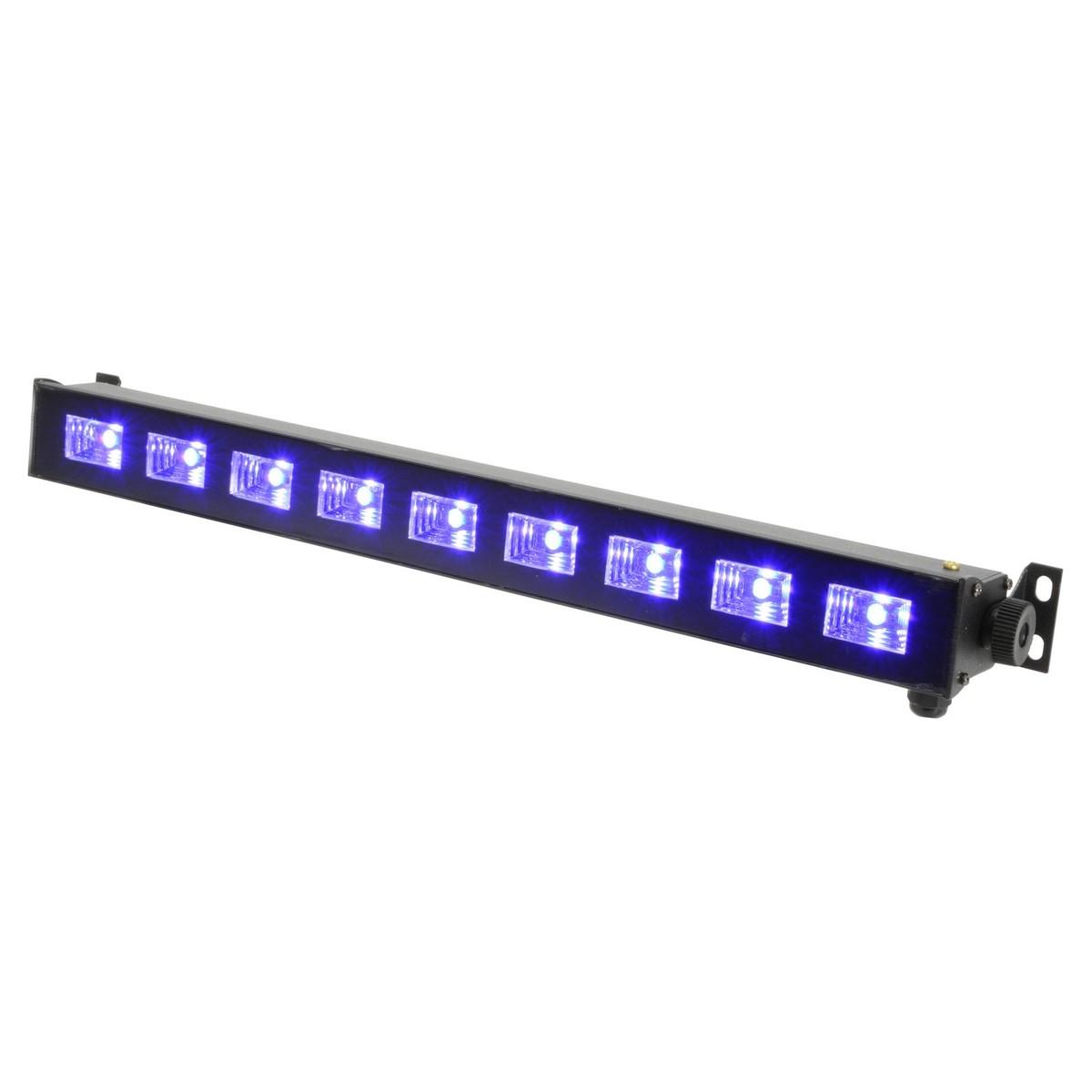 qtx uvb 9 ultraviolet led bar at. Black Bedroom Furniture Sets. Home Design Ideas