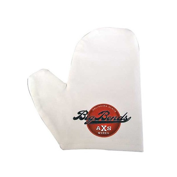 Big Bends AXS Mitt Microfiber Cloth 1
