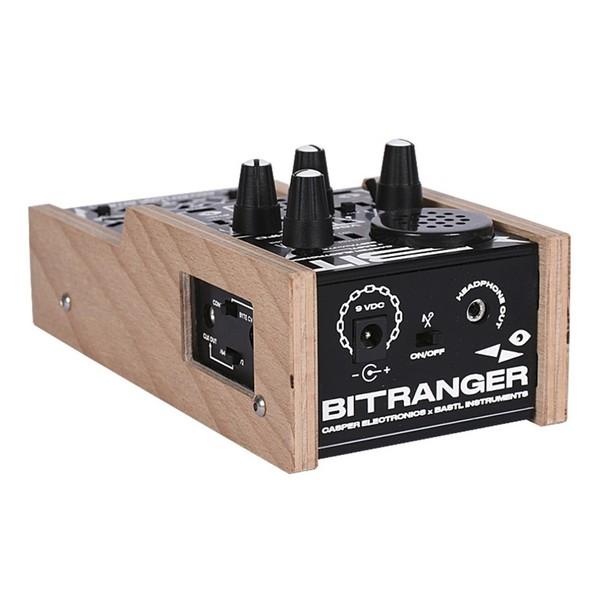 BASTL Instruments bitRanger Standalone Synthesizer - Rear