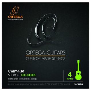 Ortega UWNY-4-SO Ukulele String 1
